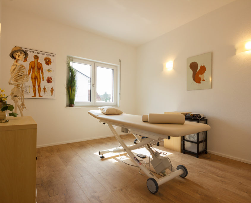 Praxis für Physiotherapie Maximilian Melville, B. Sc. in Coburg