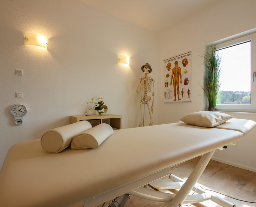 Physiotherapie in Coburg